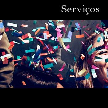 Menu serviços