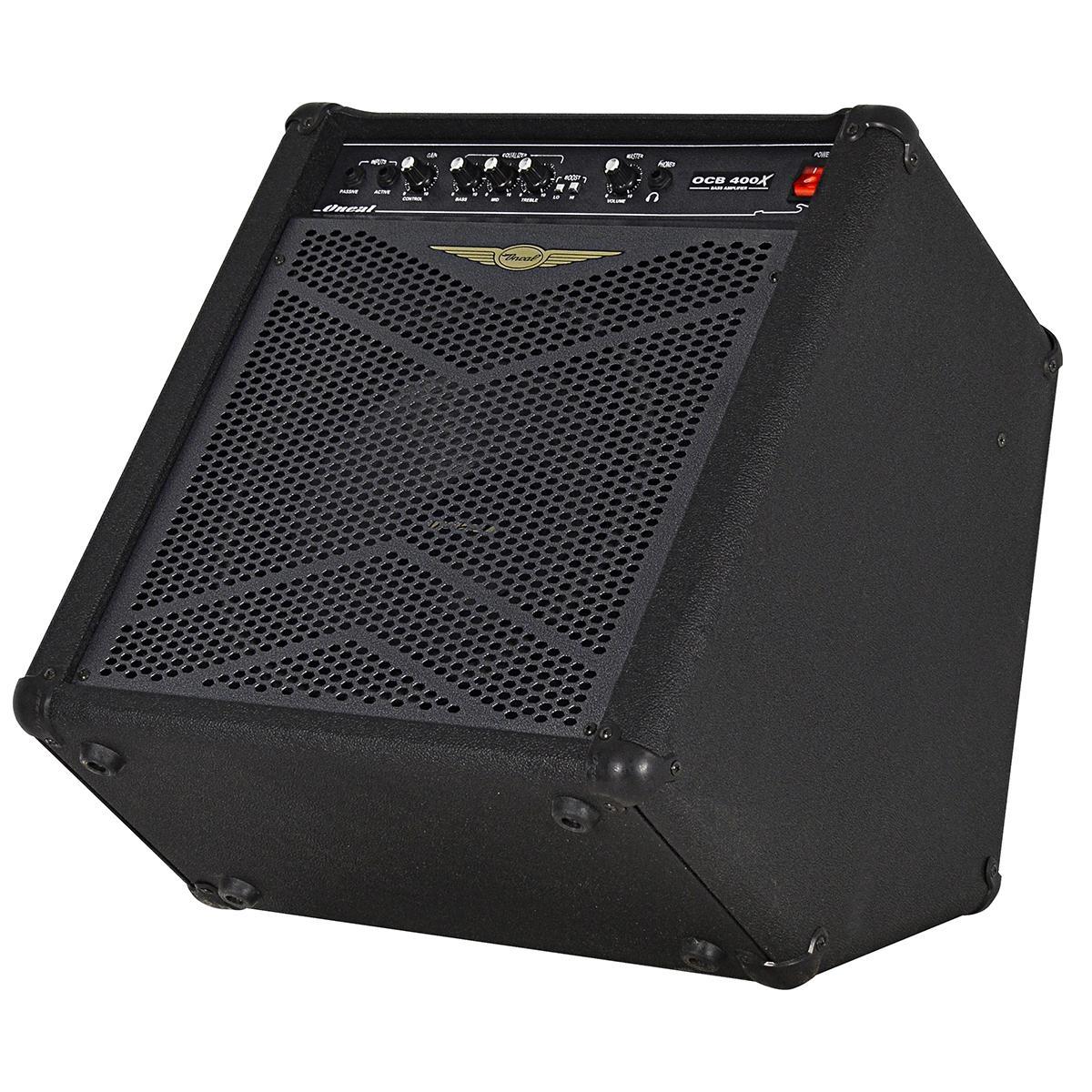 Amplificador Contra Baixo Oneal OCB 400X
