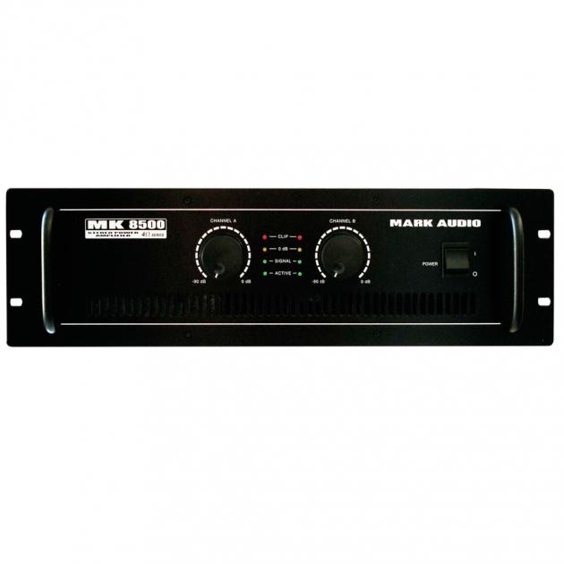 Amplificador Potência MK 8500 Mark Audio