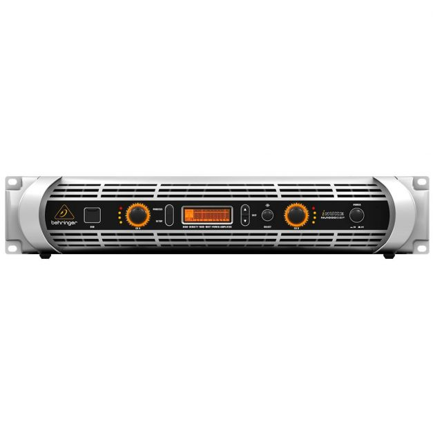Amplificador Potência Digital Behringer Inuke NU 1000DSP