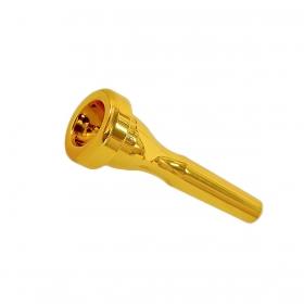 Bocal Trompete B2 XLT Gold JC Custom