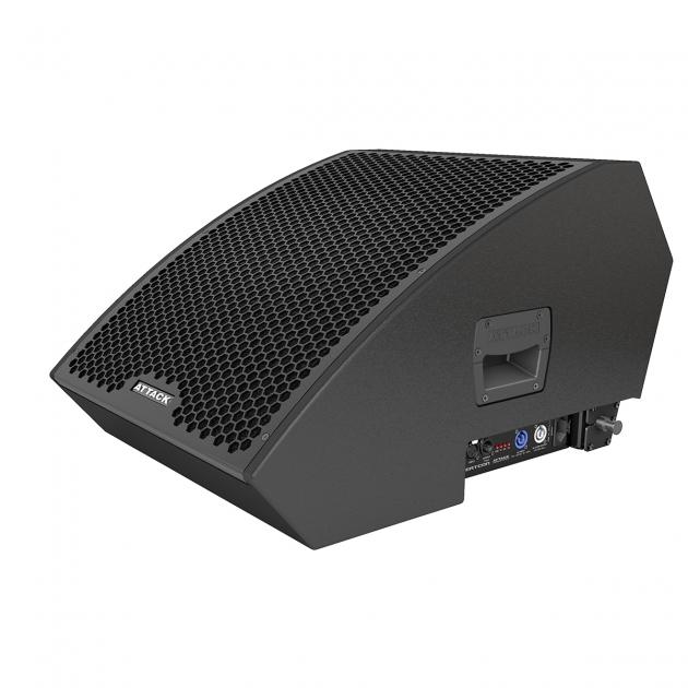 Caixa de Som Attack Monitor Ativo Vertcon M112D