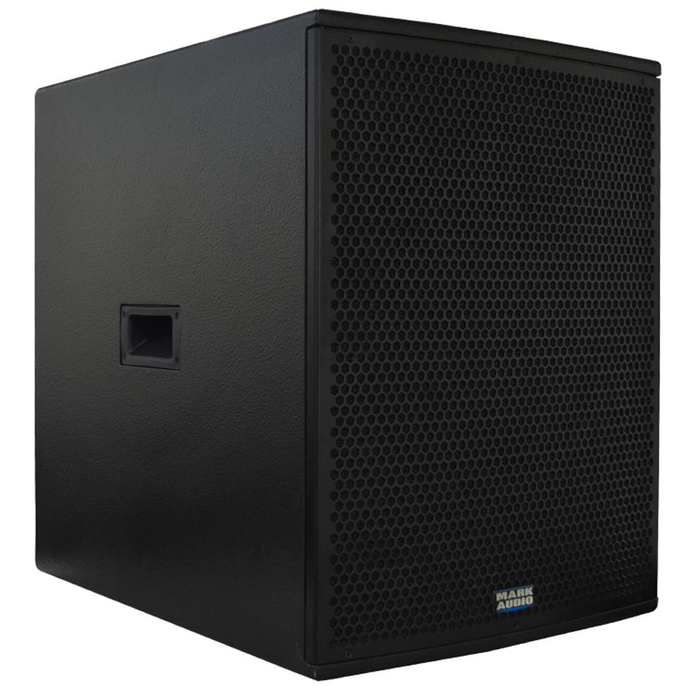 "Caixa Sub Grave 15"" Ativo SA 1200 Mark Audio"