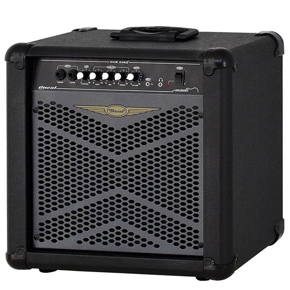 Cubo Amplificador Contrabaixo Oneal OCB 208 X