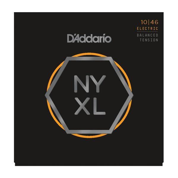 Encordoamento Guitarra D'Addario 0.10 NYXL 1046