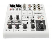 Interface de Áudio Mixer AG06 Yamaha