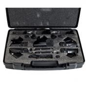 Kit Microfone Bateria K 50 Alfa