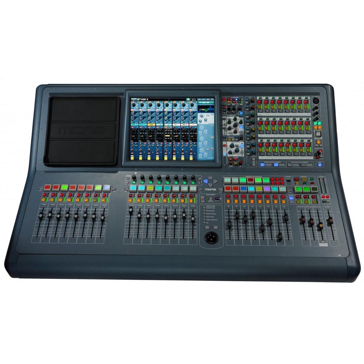 Mesa Digital 56 Canais Serie Pro 2 Midas