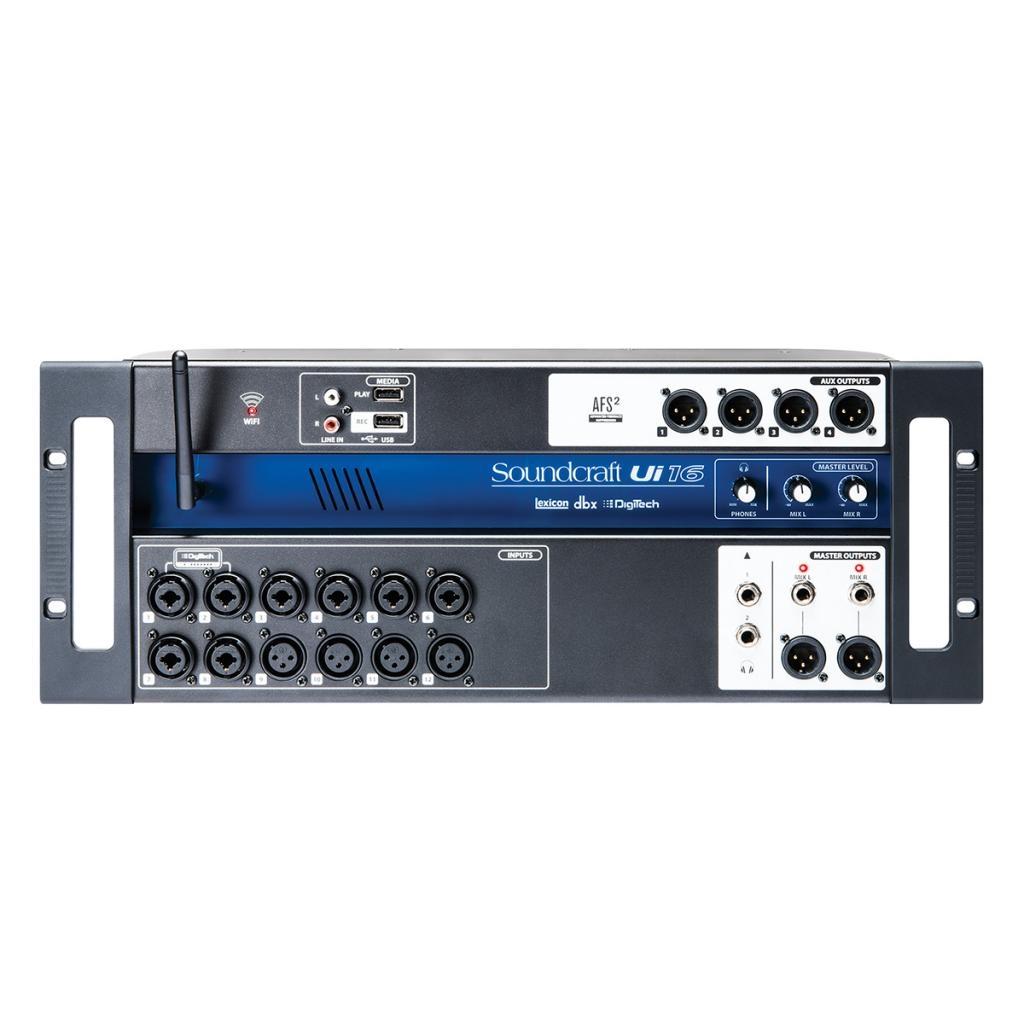Mesa DIgital Rack UI 16 Soundcraft