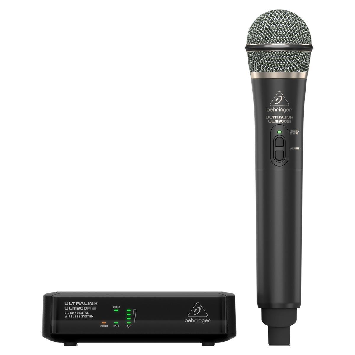 Microfone Sem Fio Behringer ULM300