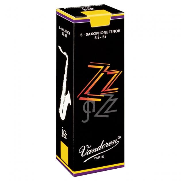 Palheta Sax Tenor Vandoren Jazz (Zz) n° 2 Caixa (5)