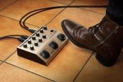 Pedaleira Loop/Vocal Boss VE 8