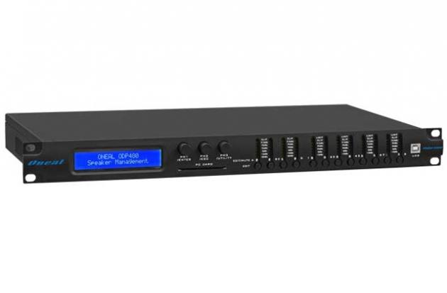 Processador de Áudio Oneal ODP480