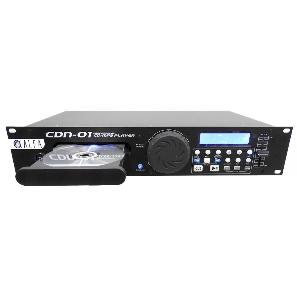 Reprodutor CDN 01 CD/MP3/USB/SD Alfa