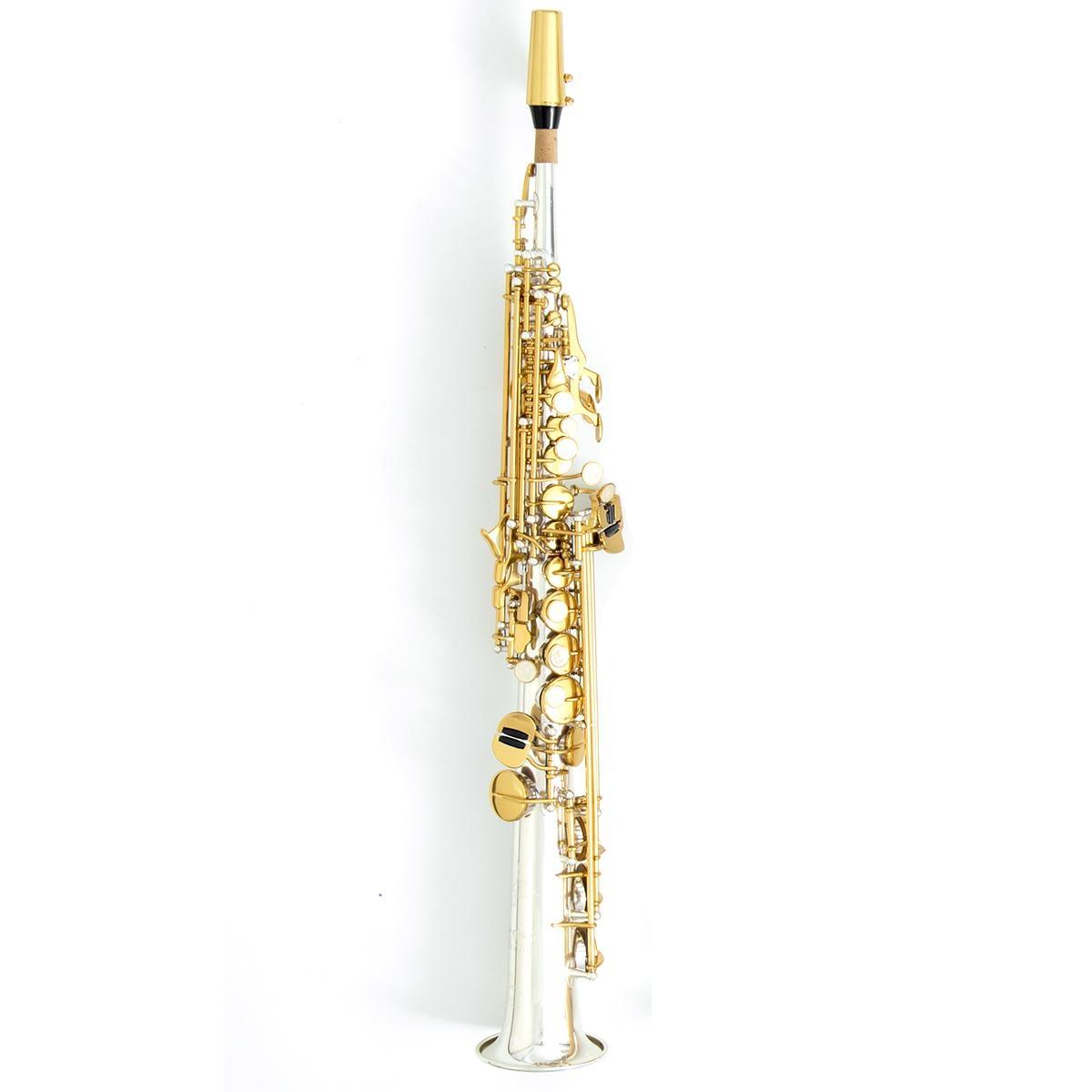Sax Soprano Alfa GGSS 300 SG