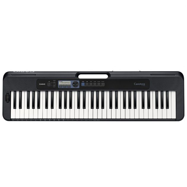 Teclado Musical Casio Casiotone CT S300 Preto