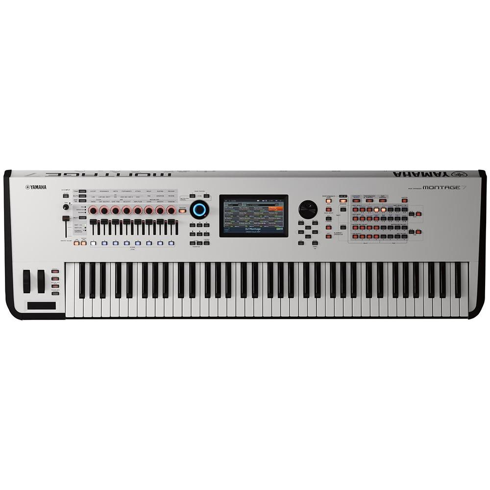 Teclado Sintetizador Yamaha Montage 7