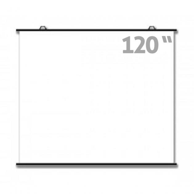"""Tela Mapa 120 """" 243x182 Nardelli"""