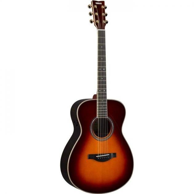 Violão Elétrico Yamaha TransAcoustic LS TA Brown Sunburst